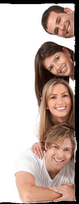 smiling-people-left-side